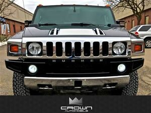 2008 Hummer H2 FULL OPTIONS, LEATHER, SUNROOF