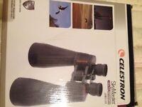 Binoculars Celestron Skymaster brand new boxed