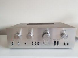 Technics Integrated Amplifier SU-7100