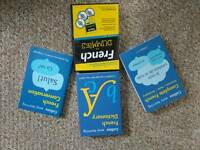 Collins French Books + French for Dummies Audio