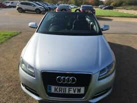 Audi A3 Cabriolet 2.0L TDI S Tronic, Automatic, Convertible, Beautiful Car in Excellent Condition