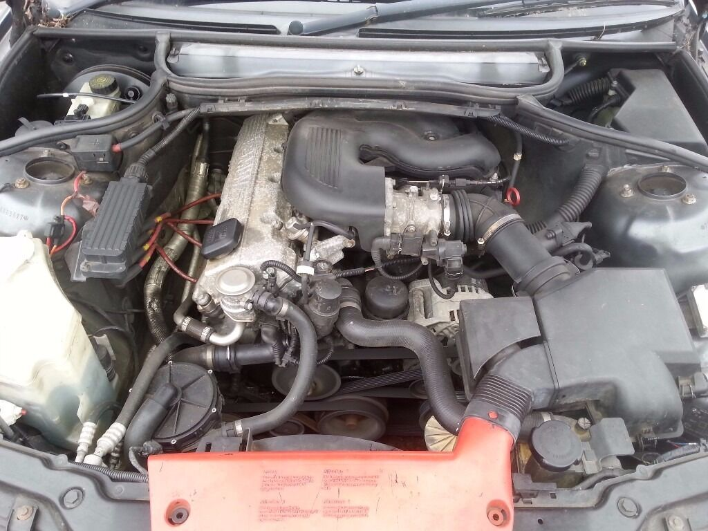 Bmw E46 318 E36 316 Z3 1 9 M43 B19 Engine Very Good