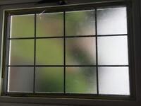 Double glazed windows and door repairs
