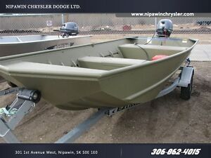 2014 lund boat co 16 RVT BIG JON