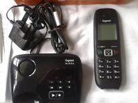 Gigaset Home, office workshop landline Telephone AL415A