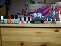 Nail varnish 30p each