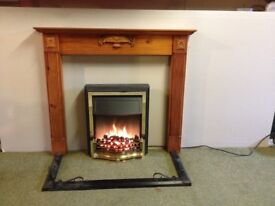 fire and surround for sale