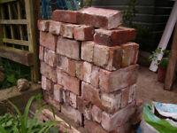 Approx 70 1930's bricks