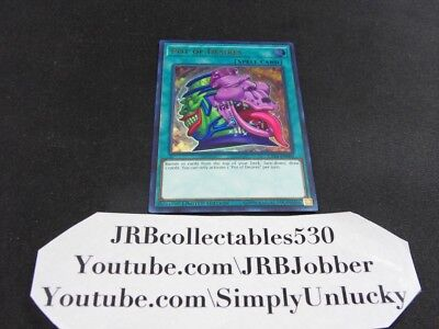Yugioh! Pot of Desires CT14-EN004 Ultra Rare!