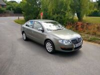 50.4 MPG - VW Passat 1.9 TDi S - Lovely throughout - New MOT with no advisories - Service history
