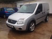 2010 ford connect 1.8tdi 110psi ,psv.19.10.17 price £ 2690 ono Px/exch