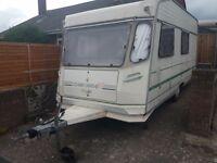 Caravan spares or repairs