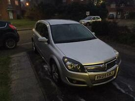 Vauxhall Astra 09 Plate