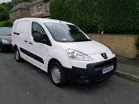2012 Peugeot partner hdi 5 seater cheap to run