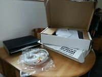 2brand new sky+HD boxes and brand new sky dish!also 2sky hubs brand new in box too!OPEN TO OFFERS