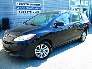 2013 Mazda MAZDA5 GS 72500KM CLIMATISEUR AUTOMATIQUE