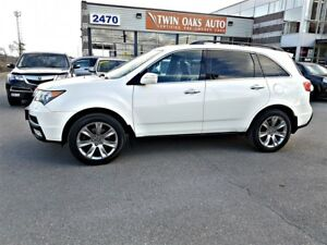 2011 Acura MDX Elite Package | NAVI | DVD | LANE DETECTION
