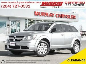 2015 Dodge Journey CVP FWD