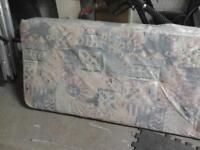 Single bed mattress for caravan for sale