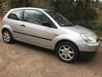 2003 Ford Fiesta Finesse only 72k Nice clean first car
