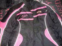 ladies motus bike jacket size 3xl