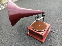 Horn Gramaphone