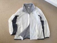 Ladies lightweight Under Armour golf jacket