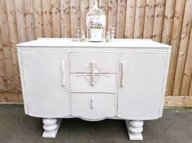 Antique Shabby Chic sideboard