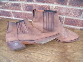 MENS ANKLE BOOT