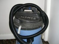 NUMATIC INDUSTRIAL DRY VACUUM CLEANER FOR SALE