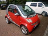 2006 Smart fortwo 0.7 automatic