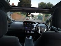 2013 Prius Plus, Automatic, U.K Model,PCO Uber Ready Good Condition, Drives smooth.HPI Clear.