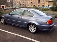BMW 323CI Auto £500 ONO
