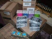 large quantity stationary items