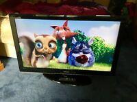 SAMSUNG 46 INCH FULL HD 1080P LCD TV.