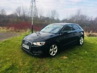 2013 Audi A3 SPORT 1.2 NEW SHAPE 65+MPG Salvage Damaged Repairable a1 s line golf seat leon s3