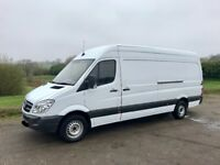 MERCEDES SPRINTER 313 CDI LWB DIESEL 2013 63REG *1 YEARS MOT* 180000 MILES WITH FULL SERVICE HISTORY