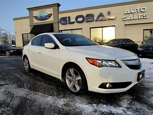 2014 Acura ILX Dynamic w/Navi Package 2.4L  6 SPEED
