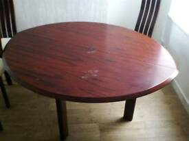 Potential 8 seater table