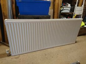 Large Single radiator
