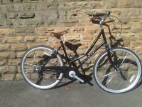 "NEW Dawes Duchess Womens Ladies 19"" Dutch Style Hybrid Bike - RRP £349"