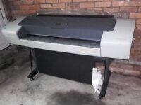 Large format printer HP Designjet T770 HD