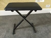 Brand new piano stool/bench