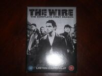 THE WIRE - THE COMPLETE FIRST SEASON [BOX SET]