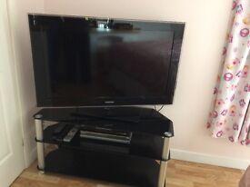 Samsung 40in LCD TV full HD