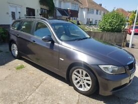 BMW 3 series 320i SE for sale - service history, 80,000 miles, 3 former owners
