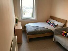 Edinburgh Flatshare RM152 FANTASTIC + DOUBLE ROOM + AVAILABLE NOW! + NO DEPOSIT + ALL BILLS INCLUDED