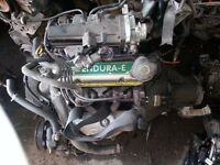 1.3 engine and gearbox Ford Fiesta