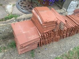 150 ACME clay roof tiles