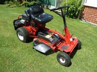 Snapper Ride on Mower 13HP Engine 28 Inch Deck